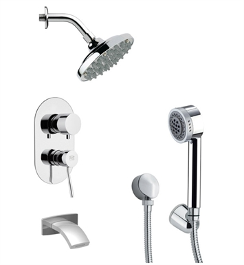 Nameeks TSH4179 Remer Tub and Shower Faucet