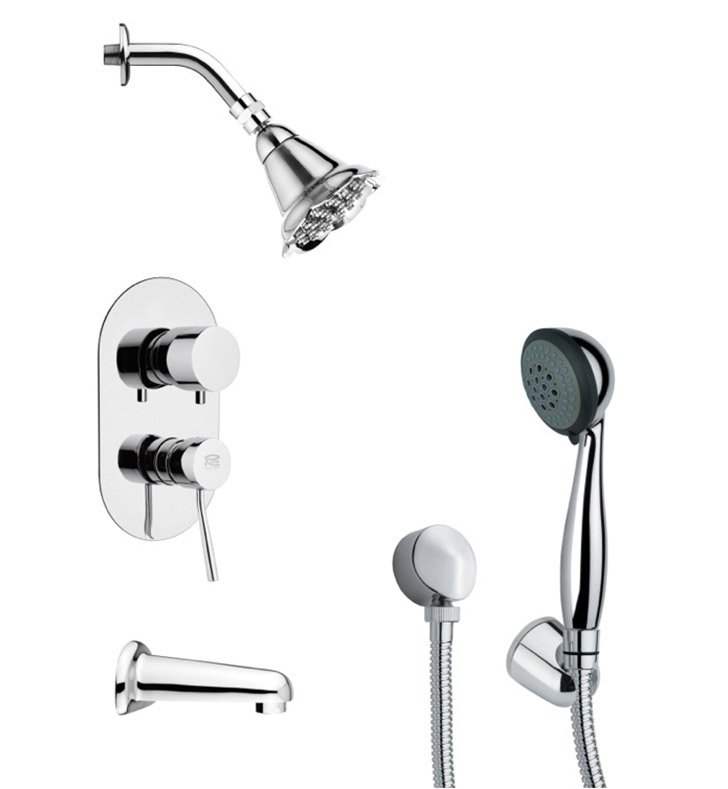 Nameeks TSH418 Remer Tub and Shower Faucet