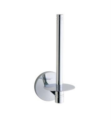 "Smedbo NK320 Studio 2 1/4"" Wall Mount Spare Toilet Roll Paper Holder in Polished Chrome"