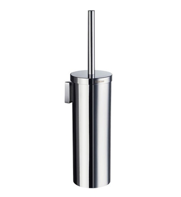 Smedbo RK332 Studio Toilet Brush Wallmount in Polished Chrome