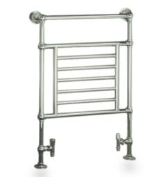 "Myson B27 European Tradition 27 1/4"" Wall and Floor Mount Hydronic Towel Warmer"