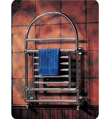 Myson B29RB Bala Traditional Hydronic Towel Warmer With Finish: Regal Brass