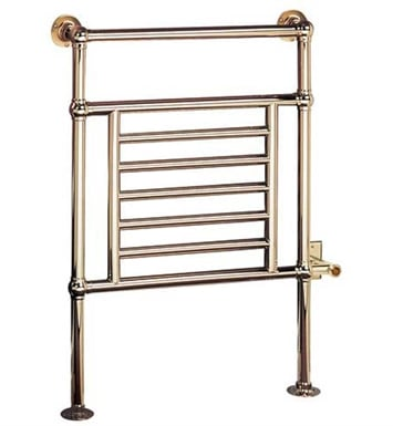 Myson EB27-1NI Awe Traditional Electric Towel Warmer With Finish: Nickel