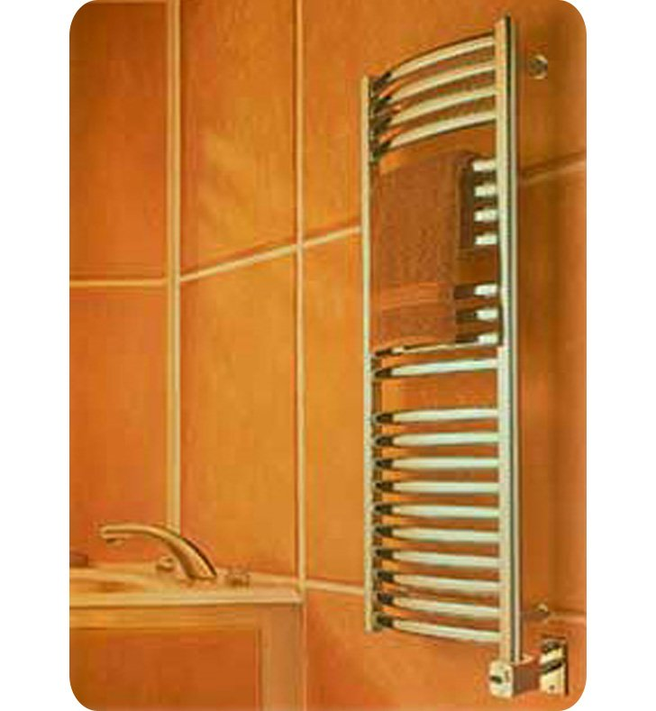Myson ECM-1RB Ferlo Contemporary Electric Towel Warmer With Finish: Regal Brass