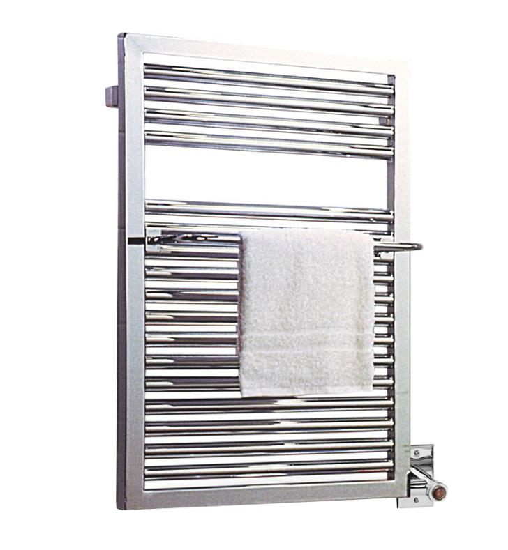 "Myson EMR-750 Contemporary Designer 23 7/8"" Wall Mount 120V Electric Towel Warmer"