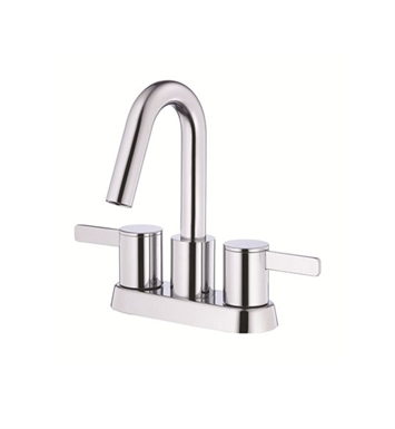 Danze D301030 Amalfi™ Two Handle Centerset Lavatory Faucet in Chrome