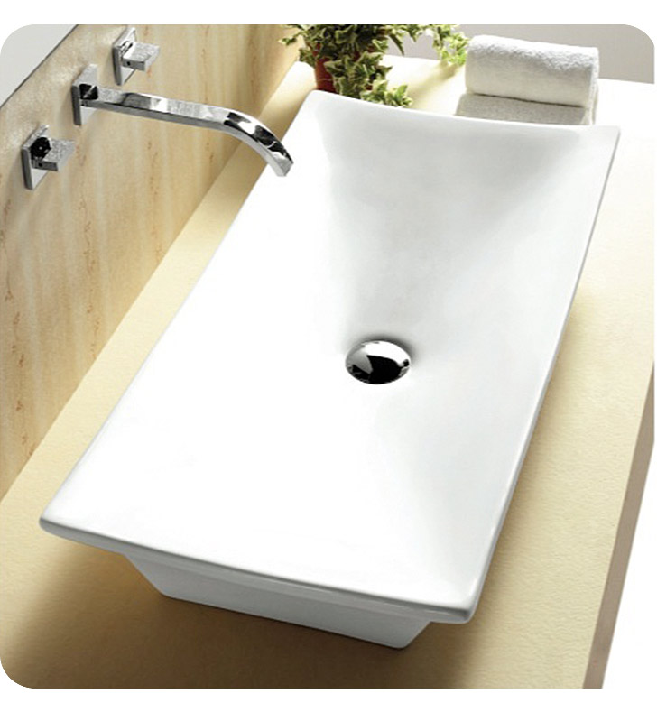Nameeks CA4277 Caracalla Vessel Bathroom Sink