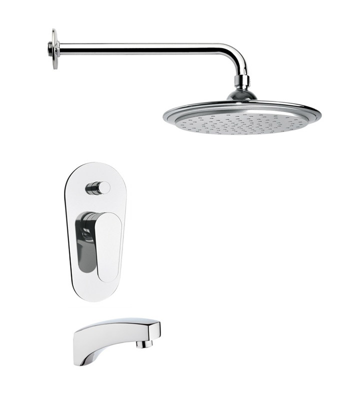 Nameeks TSF2009 Remer Tub and Shower Faucet