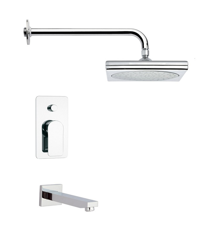 Nameeks TSF2015 Remer Tub and Shower Faucet