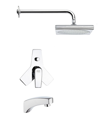 Nameeks TSF2019 Remer Tub and Shower Faucet