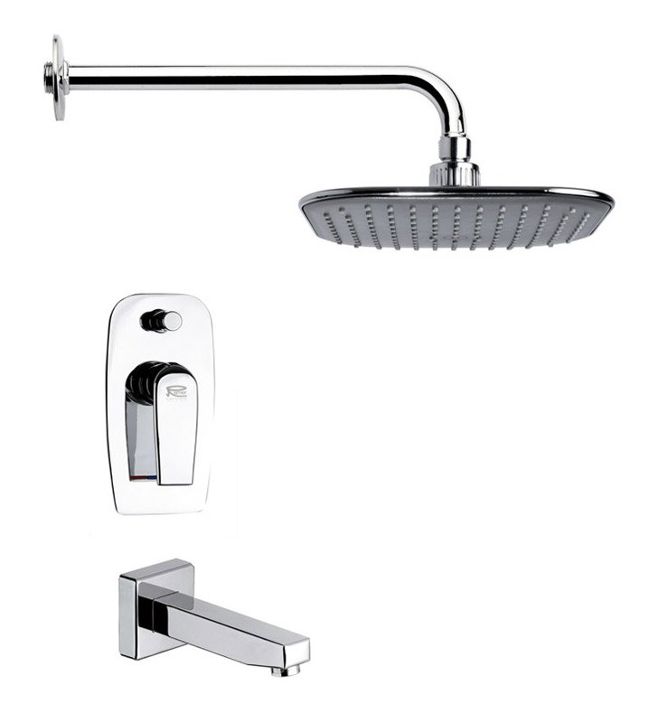Nameeks TSF2024 Remer Tub and Shower Faucet