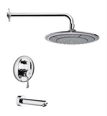 Nameeks TSF2026 Remer Tub and Shower Faucet