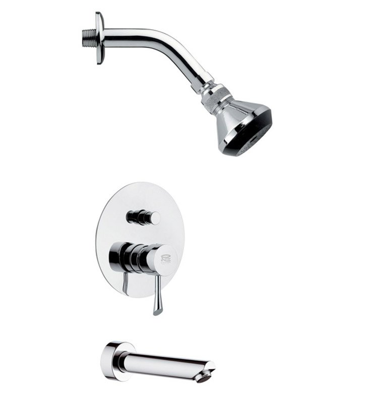 Nameeks TSF2059 Remer Tub and Shower Faucet
