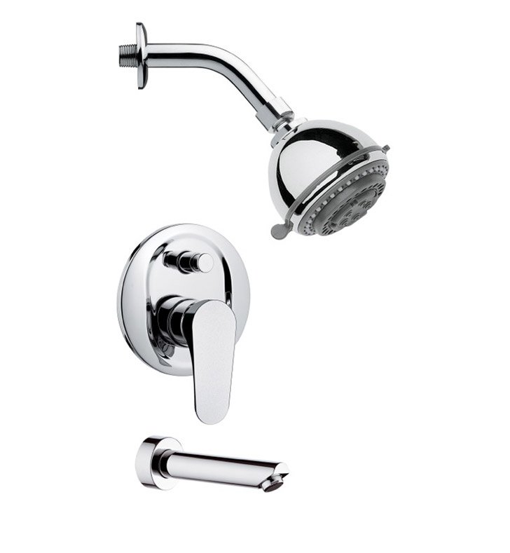 Nameeks TSF2086 Remer Tub and Shower Faucet