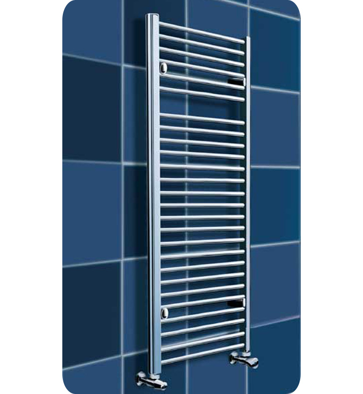 Myson COS-125RB Avonmore Contemporary Hydronic Towel Warmer With Finish: Regal Brass