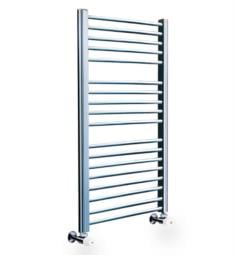 "Myson COS85 Classic Comfort 19 3/4"" Wall Mount D-Shaped Hydronic Towel Warmer"