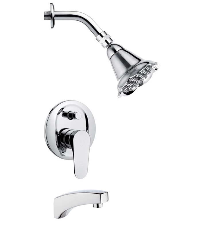 Nameeks TSF2106 Remer Tub and Shower Faucet