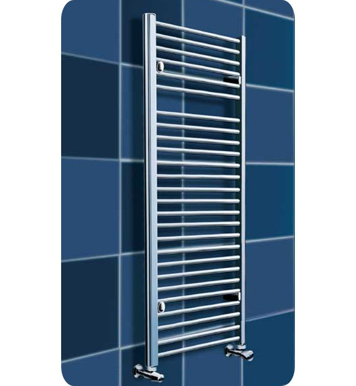 Myson COS86CH Avonmore Contemporary Hydronic Towel Warmer With Finish: Chrome