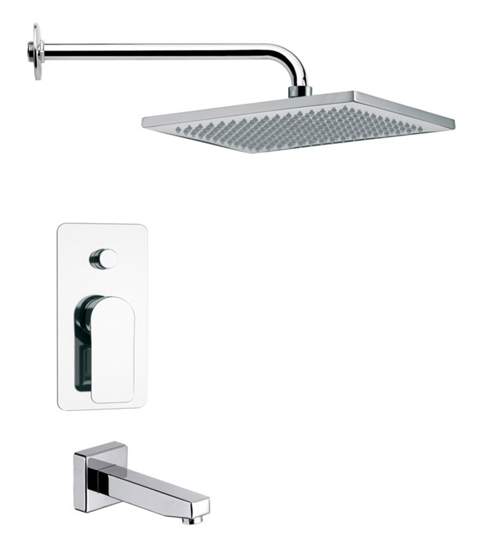 Nameeks TSF2116 Remer Tub and Shower Faucet