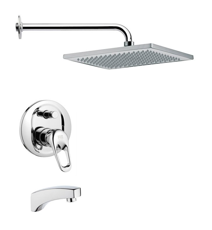 Nameeks TSF2118 Remer Tub and Shower Faucet