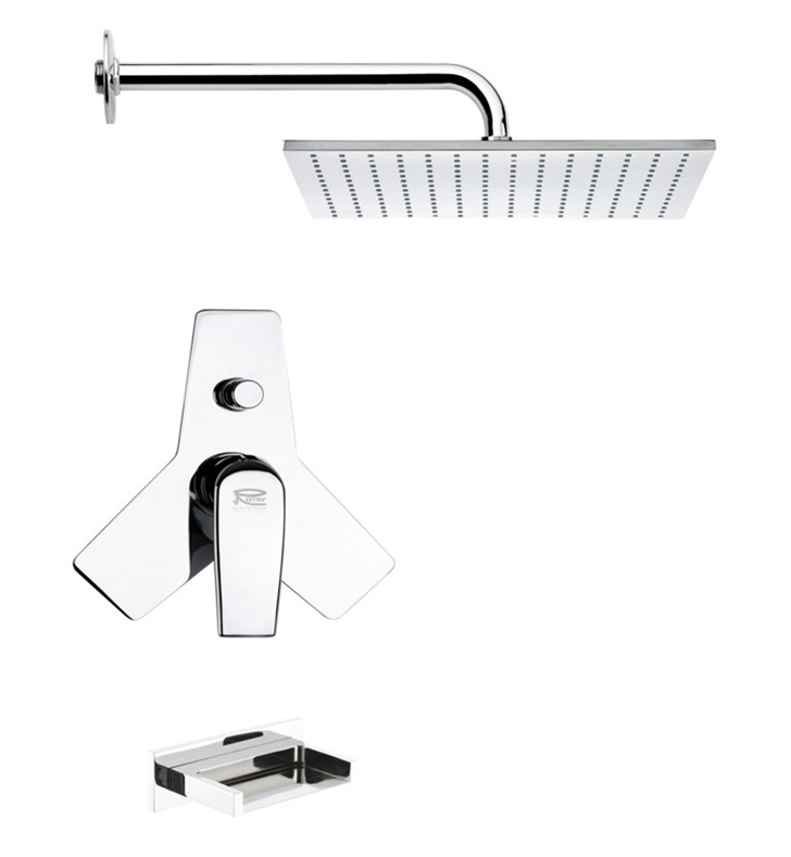 Nameeks TSF2122 Remer Tub and Shower Faucet