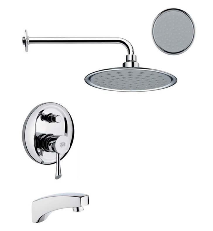 Nameeks TSF2152 Remer Tub and Shower Faucet