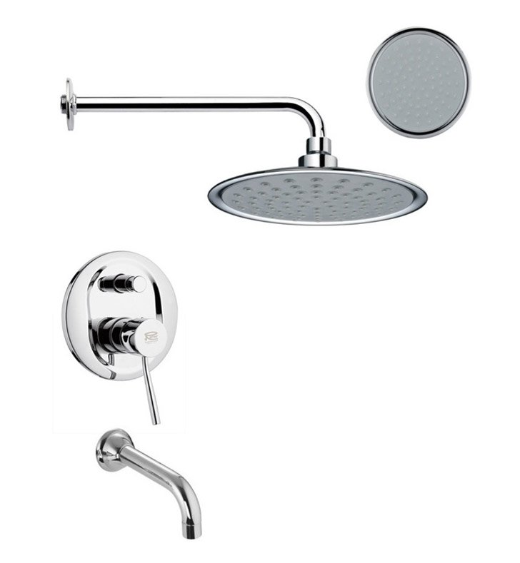 Nameeks TSF2155 Remer Tub and Shower Faucet