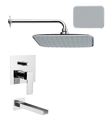Nameeks TSF2157 Remer Tub and Shower Faucet