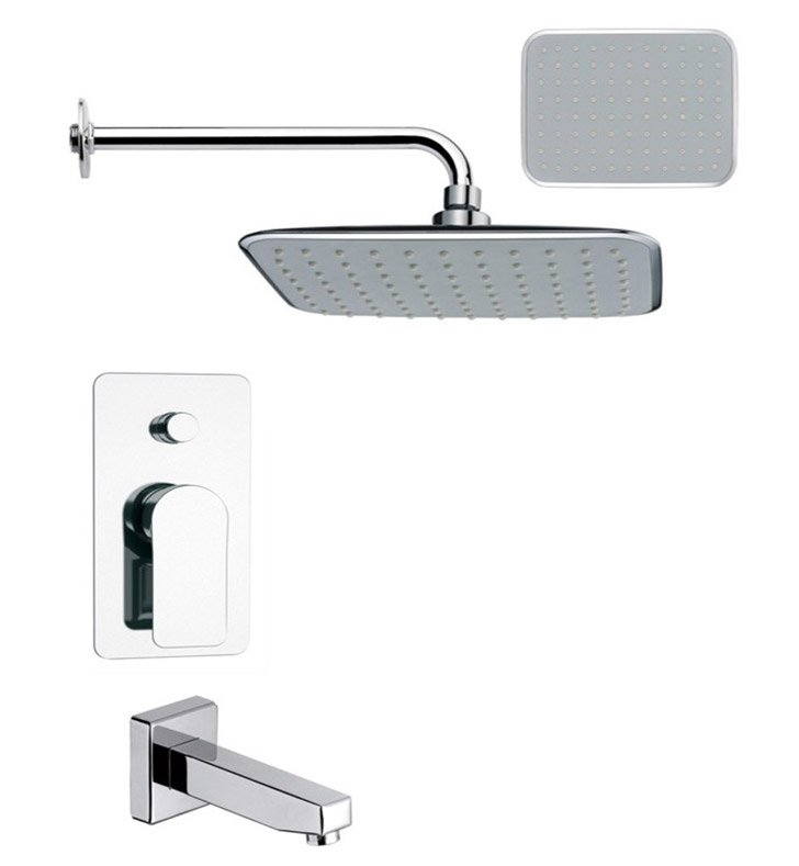 Nameeks TSF2159 Remer Tub and Shower Faucet
