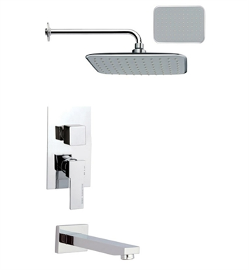 Nameeks TSF2161 Remer Tub and Shower Faucet