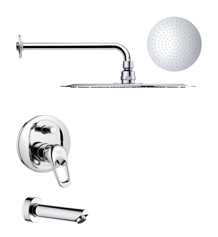 Nameeks TSF2162 Remer Tub and Shower Faucet