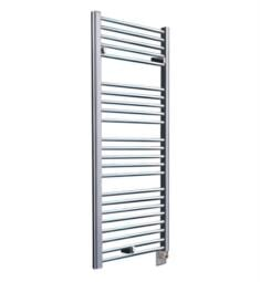 "Myson EECOSH125 Classic Comfort 20 1/4"" Wall Mount 120V D-Shaped Electric Towel Warmer"