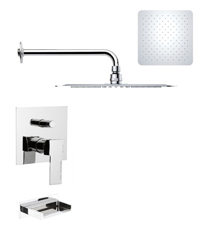 Nameeks TSF2180 Remer Tub and Shower Faucet