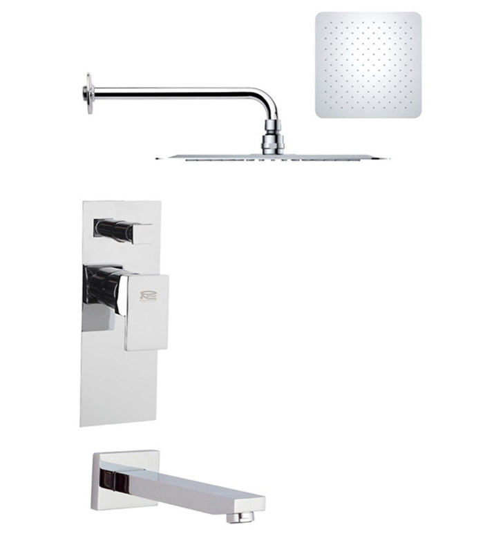 Nameeks TSF2181 Remer Tub and Shower Faucet