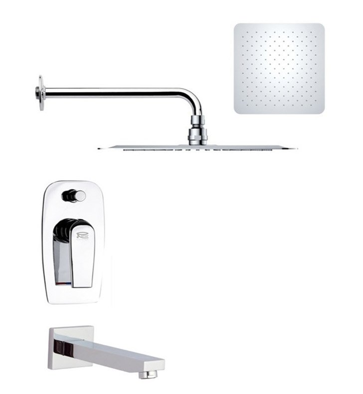 Nameeks TSF2184 Remer Tub and Shower Faucet