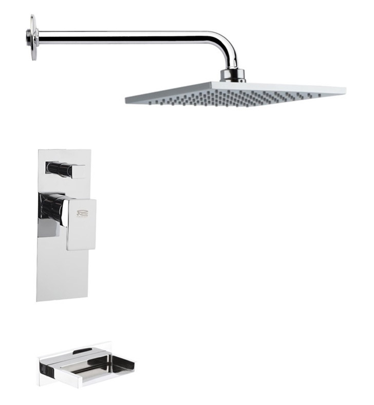 Nameeks TSF2190 Remer Tub and Shower Faucet