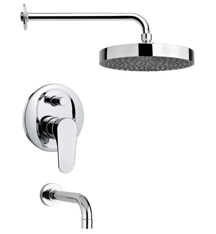 Nameeks TSF2198 Remer Tub and Shower Faucet
