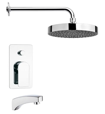 Nameeks TSF2199 Remer Tub and Shower Faucet
