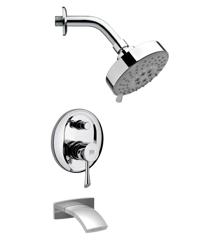 Nameeks TSF2202 Remer Tub and Shower Faucet