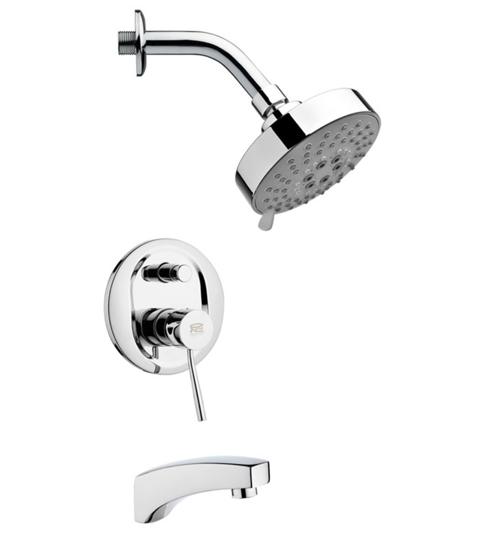 Nameeks TSF2203 Remer Tub and Shower Faucet
