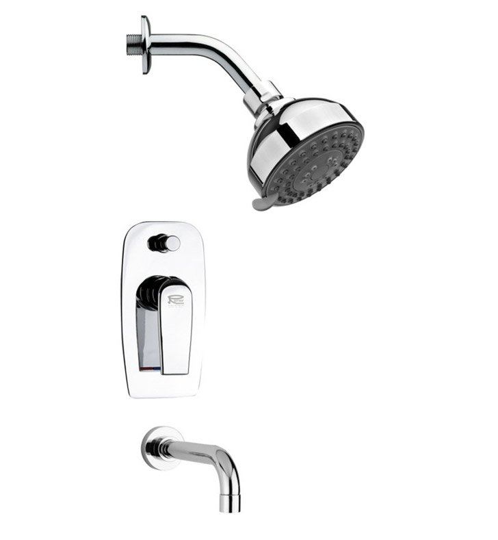 Nameeks TSF2208 Remer Tub and Shower Faucet