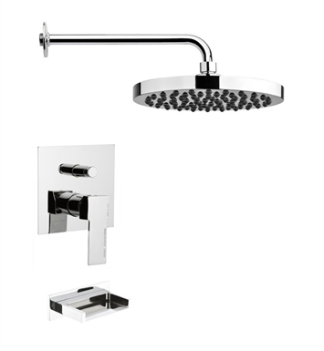 Nameeks TSF2210 Remer Tub and Shower Faucet