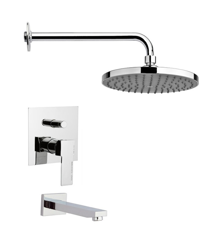 Nameeks TSF2217 Remer Tub and Shower Faucet