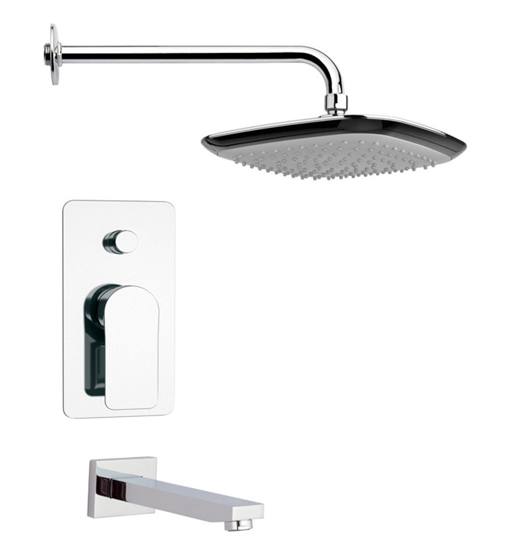 Nameeks TSF2226 Remer Tub and Shower Faucet