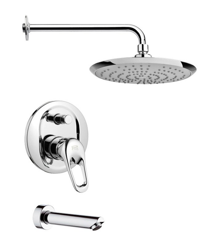 Nameeks TSF2235 Remer Tub and Shower Faucet