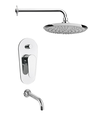 Nameeks TSF2237 Remer Tub and Shower Faucet