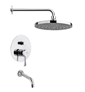 Nameeks TSF2240 Remer Tub and Shower Faucet