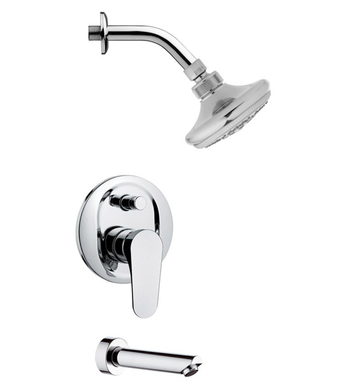 Nameeks TSF2242 Remer Tub and Shower Faucet