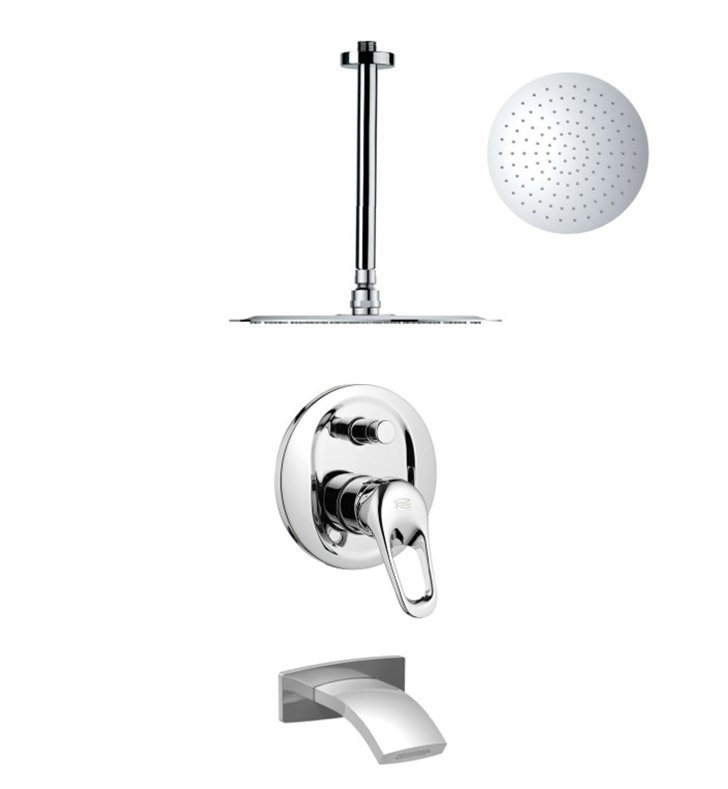 Nameeks TSF2263 Remer Tub and Shower Faucet