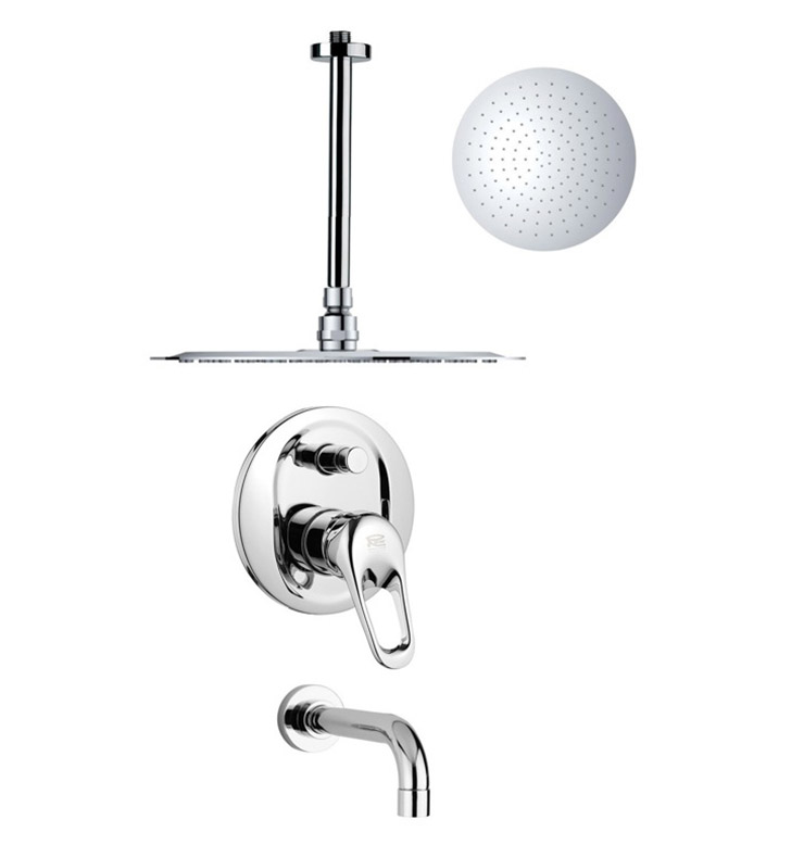 Nameeks TSF2269 Remer Tub and Shower Faucet